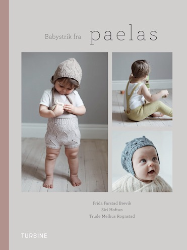 strik opskrifter babystrik bog