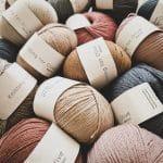 Baby merino Knitting for olive
