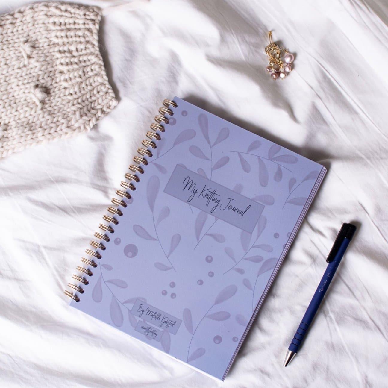 knitting journal