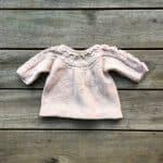 strikkeopskrifter baby
